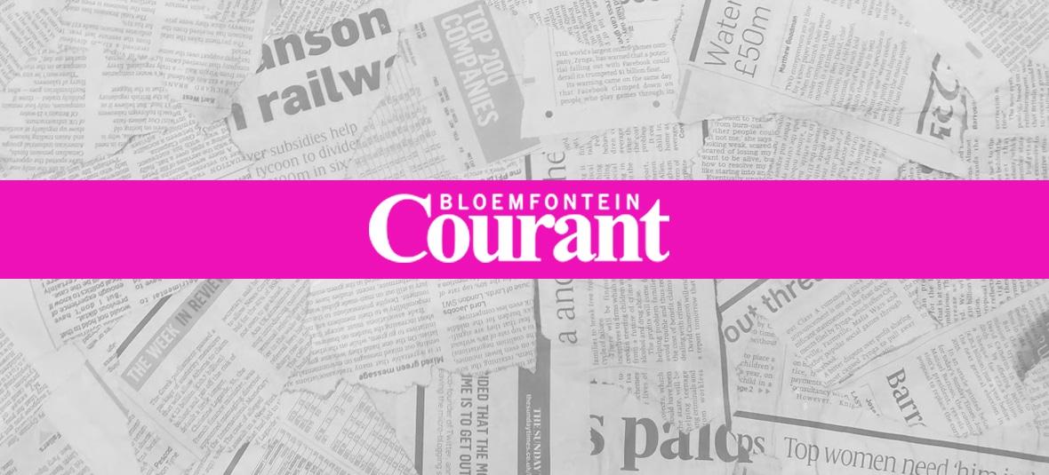 Bloem Courant