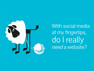 Eight Reasons Why You Need a Website