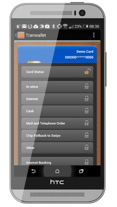 SA app secures users' bank cards