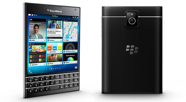 BlackBerry Passport launched, confirmed for South Africa