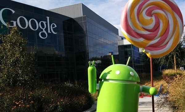 Google unveils Android Lollipop and latest Nexus devices