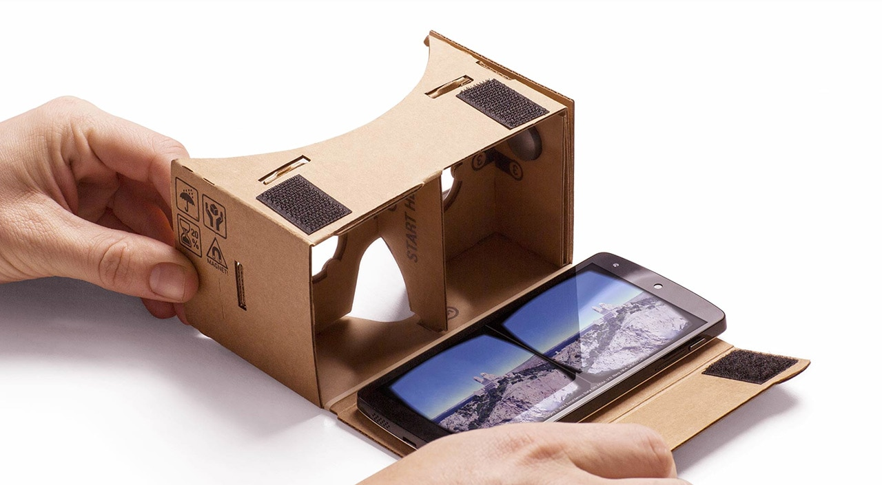 Google Cardboard, Version 2: How VR and AR could take off at Google I/O
