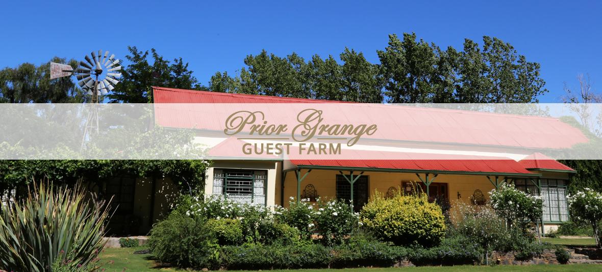Prior Grange Guest Farm