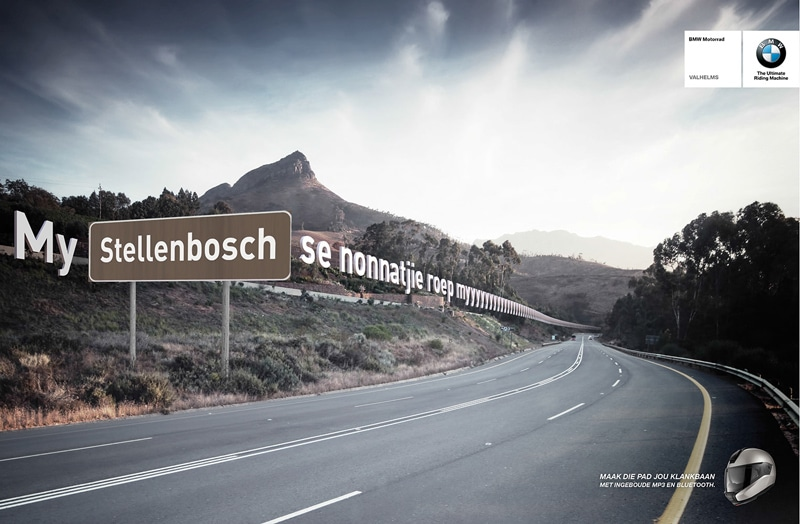 Some great ads from BMW!