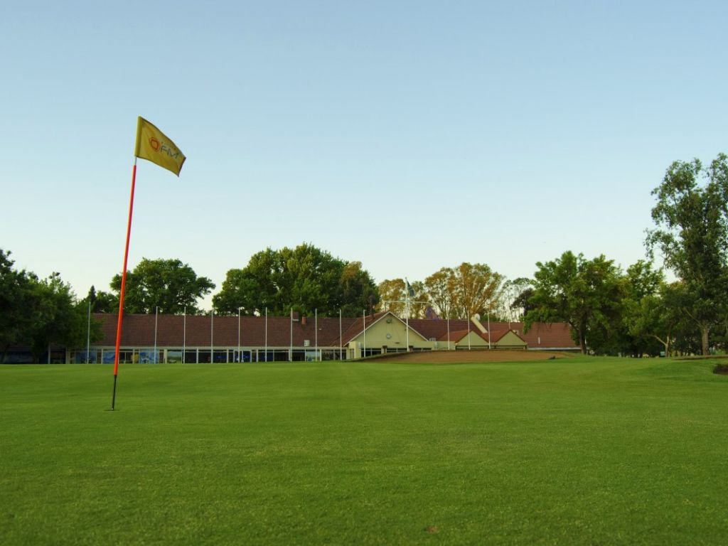Letter from Bloemfontein Golf Club