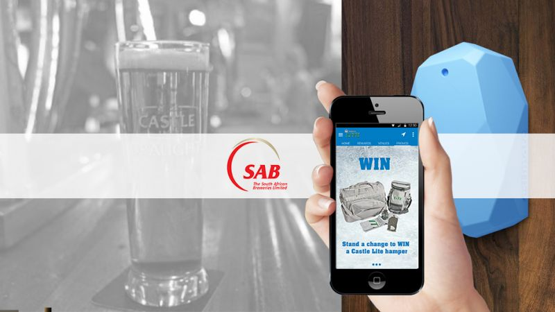 SAB Draught Rewards Android App