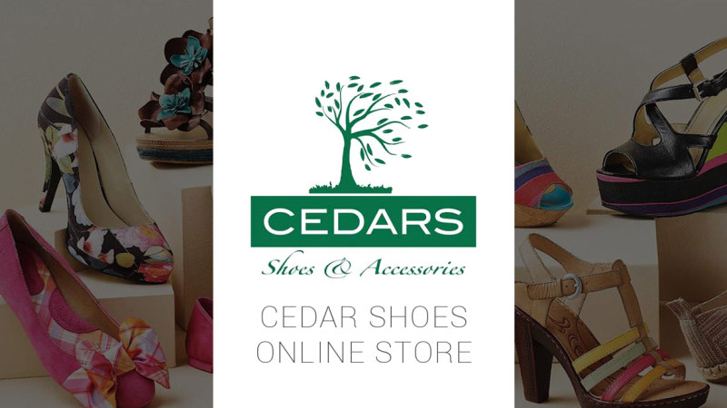 Cedar Shoes Online Store