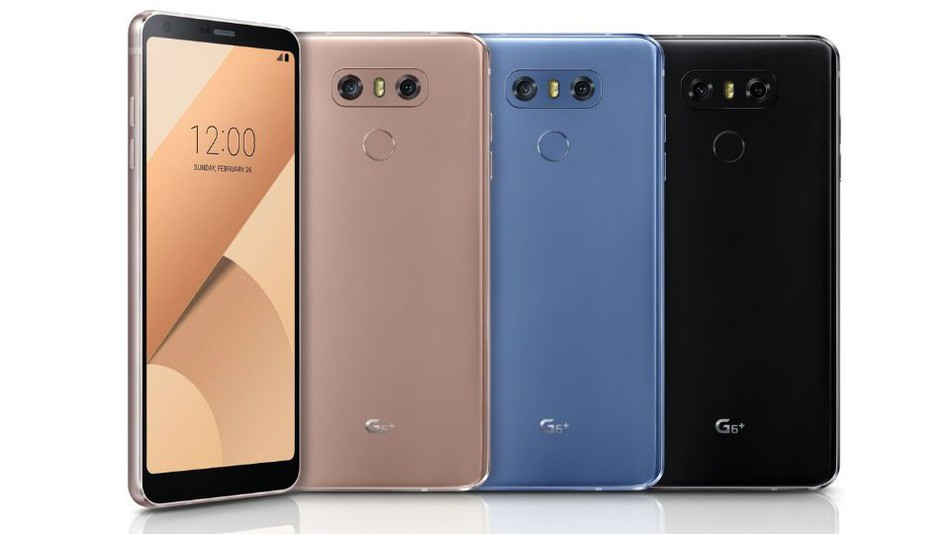 LG launches super-powered version of its G6 flagship